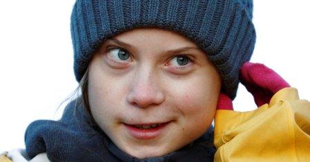 Greta Thunberg sætter sin klimakamp på pause